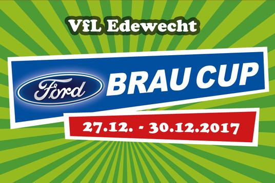 Ford Brau Cup Edewecht vom 27. - 30.12.2017