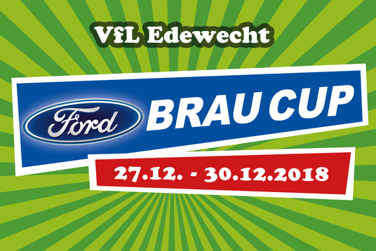 Ford Brau Cup Edewecht vom 27. - 30.12.2018