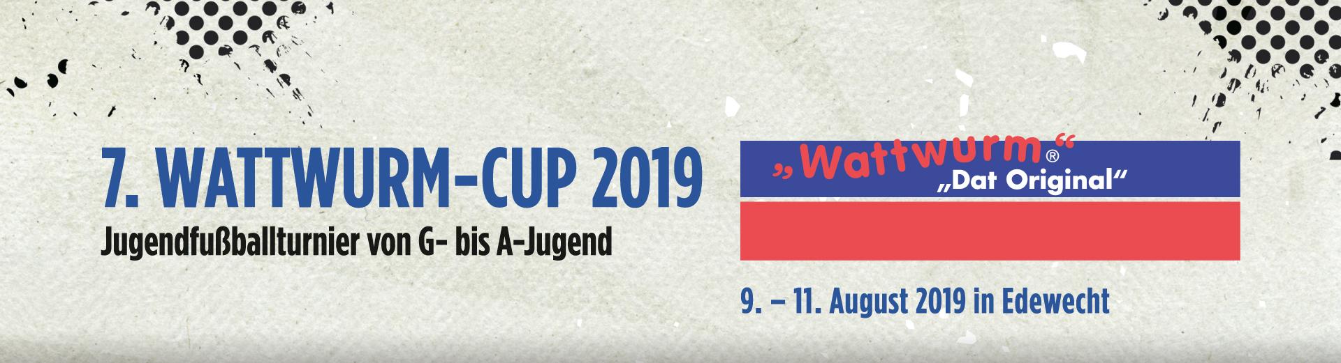 Wattwurmcup 2019 in Edewecht